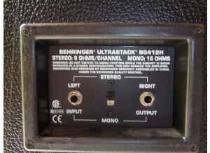 Behringer Ultrastack BG412H (58873)