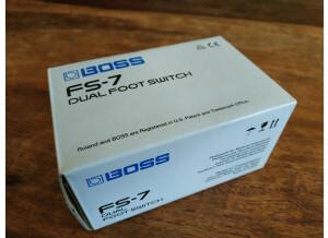 Boss FS-7 Dual Footswitch (223)