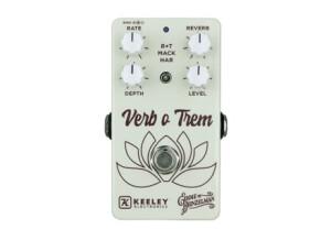 Keeley Electronics Eddie Heinzelman Verb o Trem
