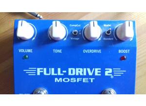 Fulltone Full-Drive 2 Mosfet (42582)