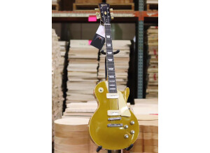 Gibson 50th Anniversary 1968 Les Paul Goldtop