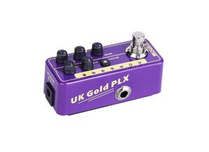 Mooer 019 - UK Gold PLX