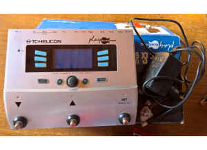 TC-Helicon Play Electric