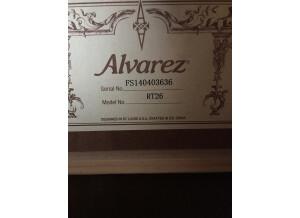 Alvarez RT-26