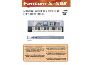 Roland Fantom-S 88