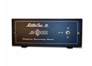 VintageMaker Passive Summing Mixer LittleOne 16x2 VARIABLE HEADROOM (13891)