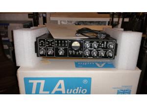 TL Audio A2 Discrete Class A and Tube Stereo Processor (18415)
