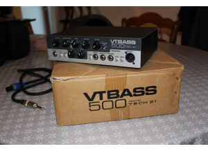 Tech 21 VT Bass 500 (51265)