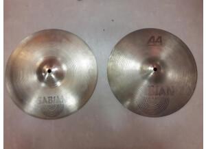 """Sabian AA Fusion Hats 13"""""""