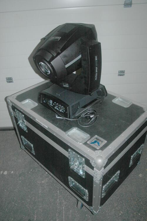 Clay Paky Alpha Spot 300 HPE (53693)