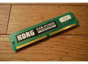 Korg Exb - Pcm05