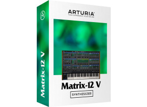 Arturia Matrix 12 V