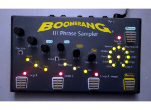 Boomerang III Phrase Sampler (62490)