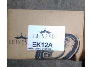 Eminence Kappa-12A
