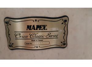 Mapex Orion Classic