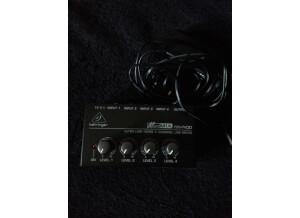 Behringer MICROMIX MX400 (50291)
