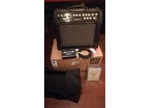 Quilter Labs MicroPro Mach 2 8 Inch Combo