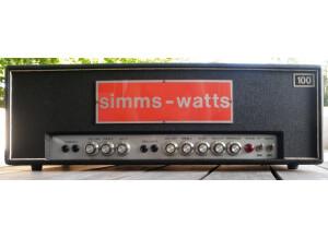 Simms-Watts 100 MKII