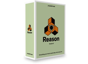 Reason Studios Reason 8