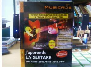 Musicalis J'apprends LA GUITARE