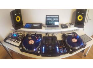 Setup studio