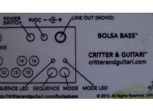 Critter and Guitari Bolsa Bass