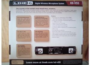 Line 6 XD-V55