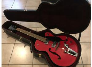 Gretsch G5129 Electromatic Hollow Body - FireBird Red (90747)