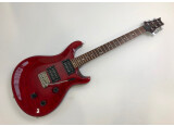 PRS Custom 24 Scarlet Red 10 Top 1989 pré-factory