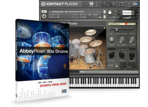 Native Instruments Abbey Road 80s Drums