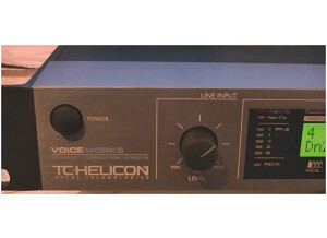 TC Helicon voiceworks A