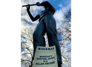 Mixerman Publishes Musician's Survival Guide To A Killer Record