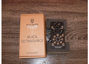 Erica Synths Black Octasource