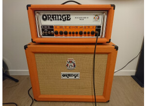Orange Rockerverb 100 MKIII Head