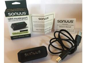 Sonuus i2M musicport