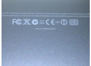 Apple Macbook Pro 17 Unibody (27706)