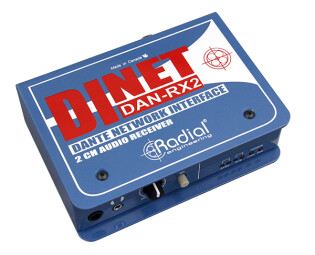Radial Engineering DiNET DAN-RX2 : RX2