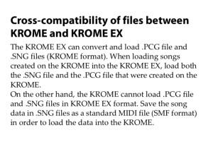 Korg Krome EX 88