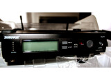 Récepteur Micro SHURE SLX4 Wireless UHF Acheté neuf 590 € NEUF BRADé NEUF 245 € !!!