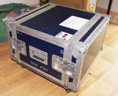 ALP Flight Case 8U (44595)