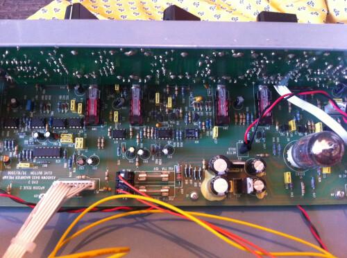 Ashdown KLYSTRON 1000 Wide Custom (60300)