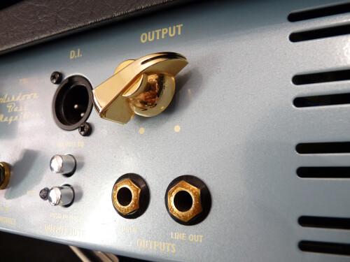 Ashdown KLYSTRON 1000 Wide Custom (76526)