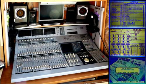 Tascam TM-D8000 (93007)