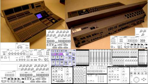 Tascam TM-D8000 (74565)
