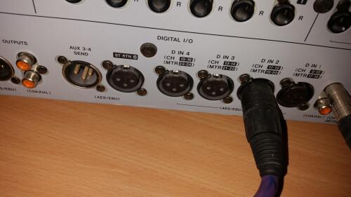 Tascam TM-D8000 (89262)