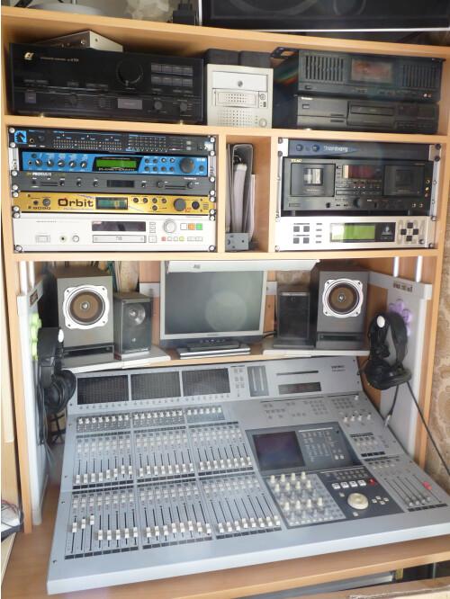 Tascam TM-D8000 (9976)