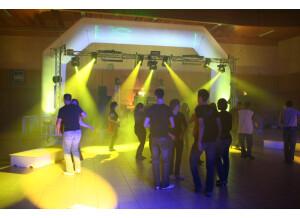 Showtec club scan
