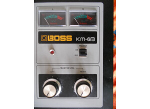 Boss KM-6B Mixer