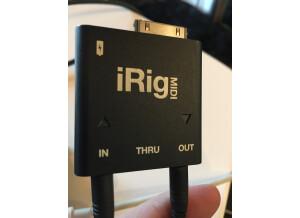 IK Multimedia iRig MIDI (82046)