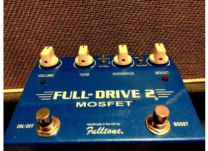 Fulltone Full-Drive 2 Mosfet (87597)